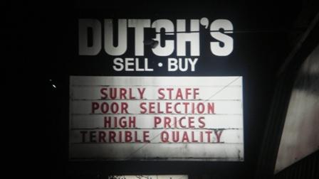 Dutch's
