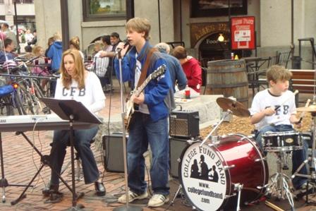 College Fund Band