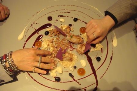 Alinea Dessert
