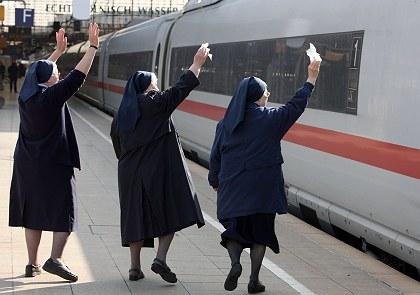 Nuns bye