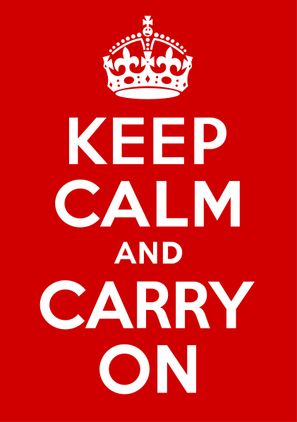 421px-Keep_Calm_and_Carry_On_Poster.svg