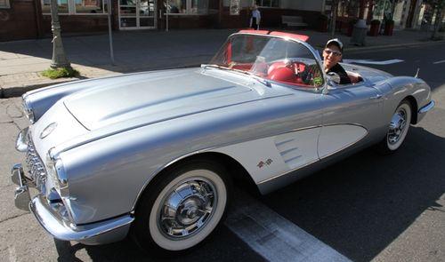 Andy Corvette