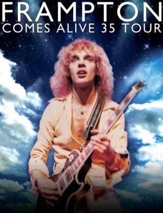 Peter Frampton.Comes Alive 35 tour.06-11