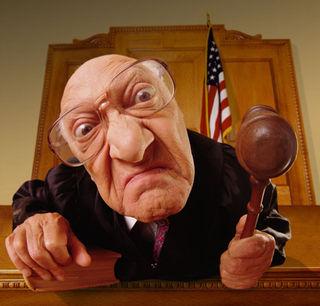 Judge make my day