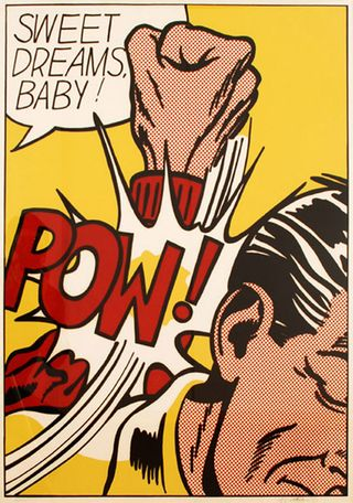 Lichtenstein-sweet-dreams-baby