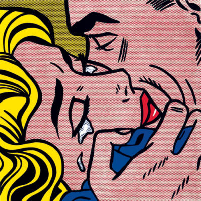 Roy-Lichtenstein-Kiss-V-133905_1