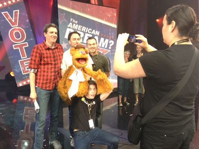 Muppets and Writers